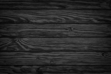 빈티지 나무 배경 검은 텍스처 오래 된 판자입니다. 어두운 나무 표면