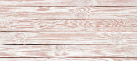 White Wooden Texture As A Background Panorama In High Resolution