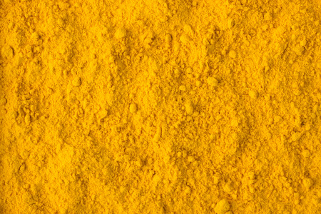 texture of saffron powder close-up, spice or seasoning as background Zdjęcie Seryjne
