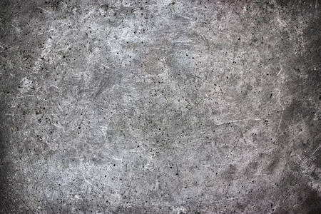 Dirty metal background, old iron sheet with damaged texture Foto de archivo - 103107435