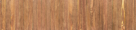 Light brown wooden background. Wood texture, panoramic view. 写真素材