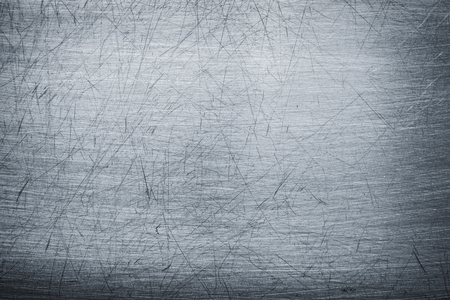 Light gray metal texture, element of iron plate background 写真素材