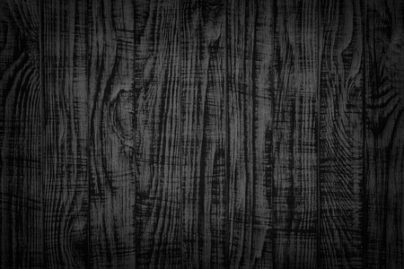 dark wood. Rustic wooden table background top view Banco de Imagens