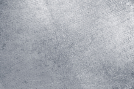 Steel background, white metal texture, iron plate