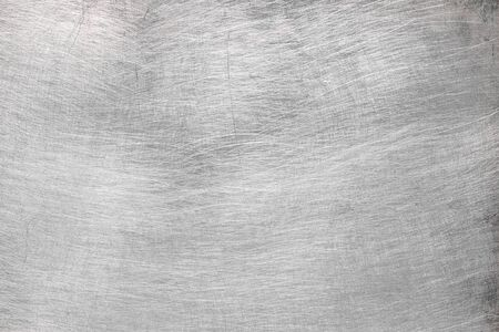 Old metal texture, stainless steel pattern as background