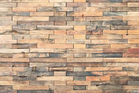 vintage brown planks panel, wood wall texture for room design 版權商用圖片