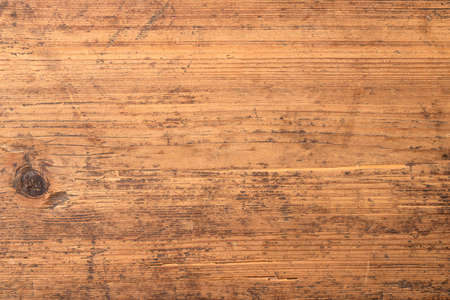 Brown wood texture of an old board. wood background