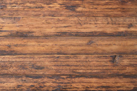 rustic wooden table, wood texture, top view