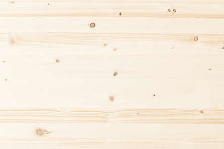 Natural wood texture, old plank with blank space. Light wood background