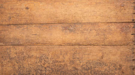 grunge wooden table. brown wood texture background. 免版税图像