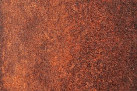 corrosion on iron plate background, rusty metal texture Standard-Bild