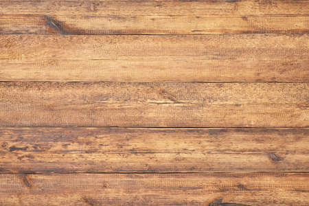 Wood texture. table or wall from old boards as background 免版税图像