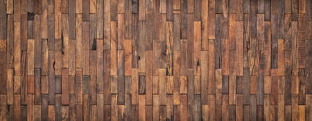 wall panel from vintage boards background, wood texture