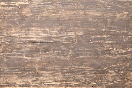 brown wood table texture. wooden background of old boards