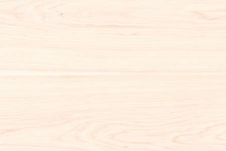 wooden background from light planks. empty table surface Standard-Bild