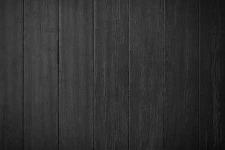 black wood texture, natural dark background from planks. Standard-Bild