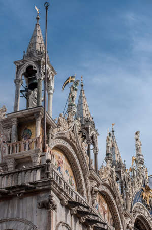 patriarchal: The Patriarchal Cathedral Basilica of Saint Mark is the cathedral church of the Roman Catholic Archdiocese of Venice