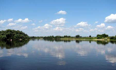 oka: River Oka near Ryazan