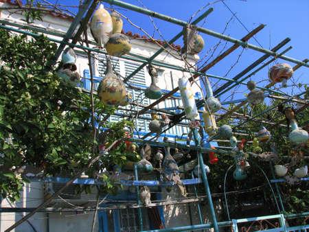 poros: Clay workshop at Poros island
