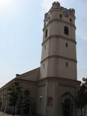 cutoff: Cut-off tower in Debrecen