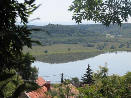 balaton: Small lake near Balaton