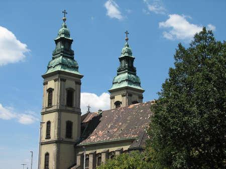 parish: Inner city parish church