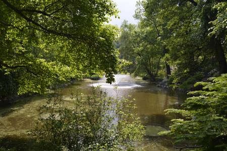 wroclaw: Wroclaw botanical garden Stock Photo