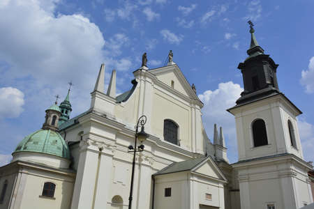 curch: Warsaw New Town Curch of St.Jacek