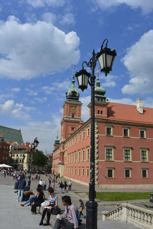 Castle of Warsaw