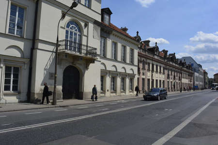 warsaw: Warsaw streets