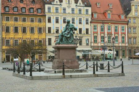 aleksander: Aleksander Fredro monument