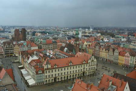 wroclaw: wroclaw market Stock Photo