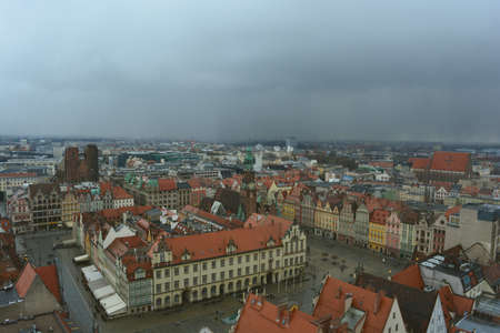 wroclaw: Wroclaw before the snowstorm Editorial