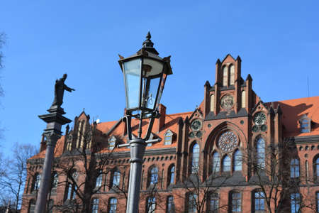 wroclaw: Christial University in Wroclaw