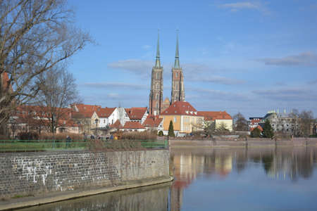 wroclaw: Cathedral of Wroclaw