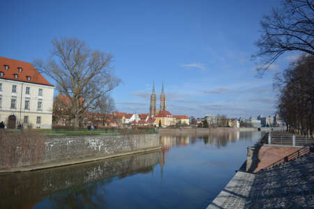 wroclaw: Perfect view of Wroclaw