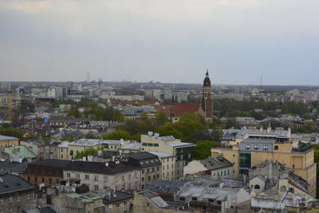 birdeye: Bird-eye view on Krakow