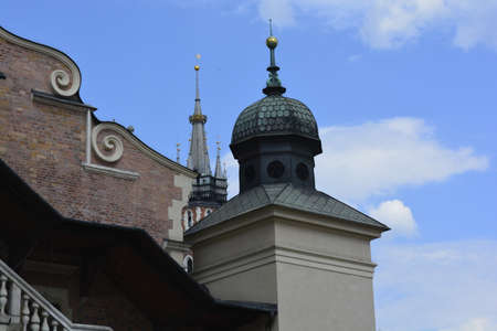 krakow: Towers of Krakow