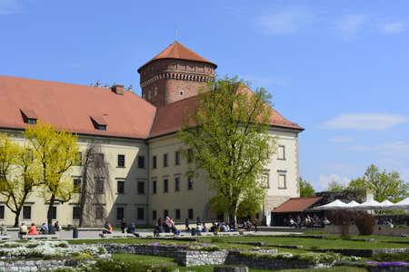 krakow: Catle Wawel Castle in Krakow