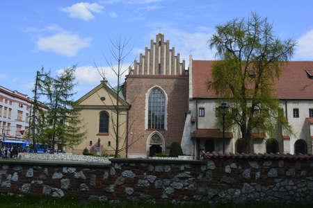 pope: Polish residence of Pope John Paul II