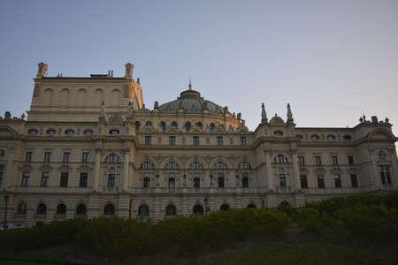 krakow: Krakow theater