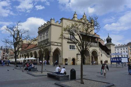 krakow: Krakow cloth hall