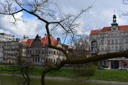 wroclaw: Wroclaw at the early spring