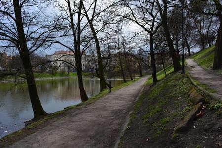 wroclaw: Wroclaw canal