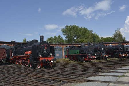 rarity: Rarity train museum