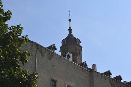 sicomoro: Torre del castello di Sycamore