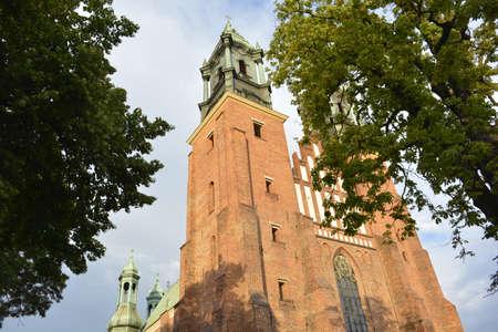 poznan: cathedral in Poznan