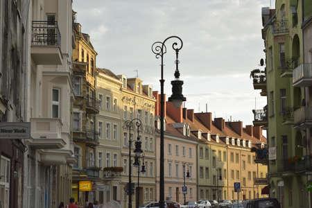 poznan: Downtown Poznan