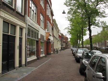 delft: Streets of Delft