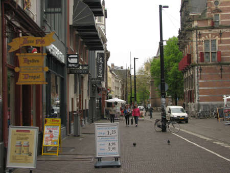 'the hague': Streets of the Hague